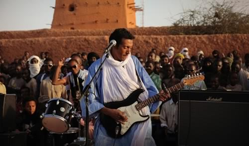 Desert Blues/Rock Phenomenon Bombino's Spring US & Canada Tour